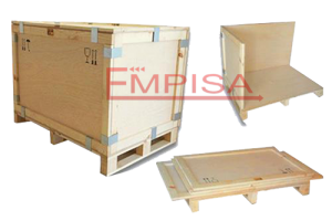 Caja desmontable modelo easybox.