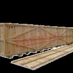 caja de tabla para gran tonelaje